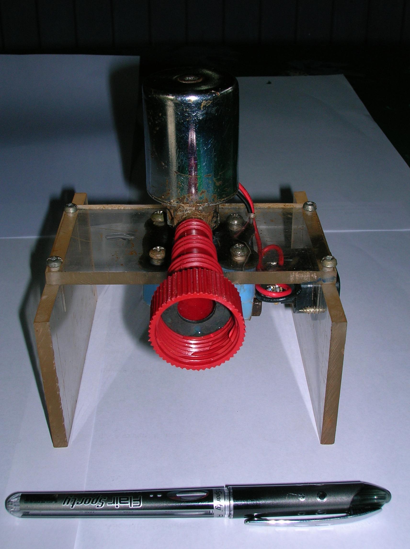 Kran solenoid